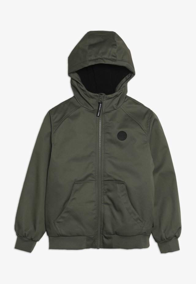 ELLIS PADDED BOY - Winterjacke - fatigue/green