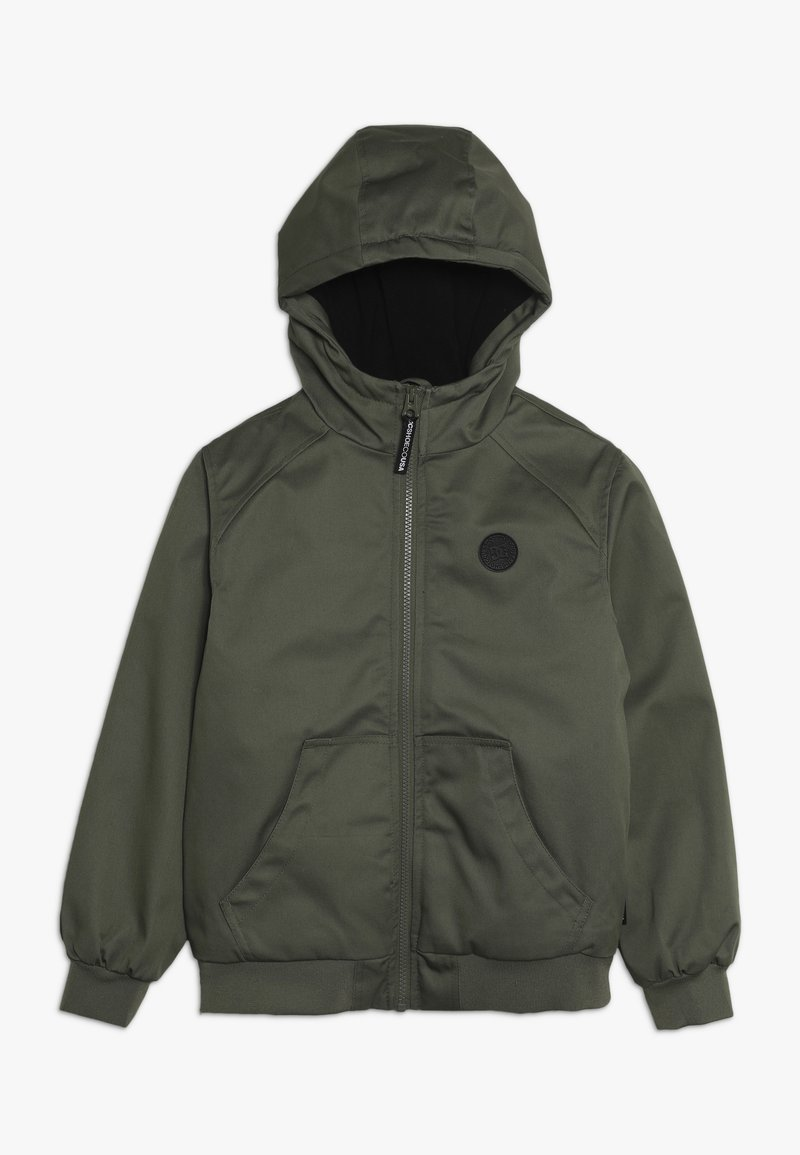 DC Shoes - ELLIS PADDED BOY - Winter jacket - fatigue/green
