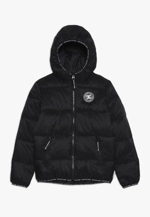 CREWKERNE BOY - Winterjas - black