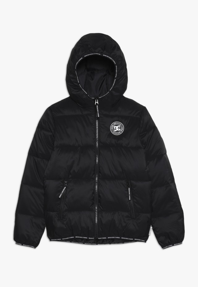 CREWKERNE BOY - Winterjacke - black
