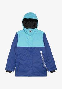 monaco/blue