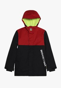 DC Shoes - DEFY YOUTH - Giacca invernale - black - 0