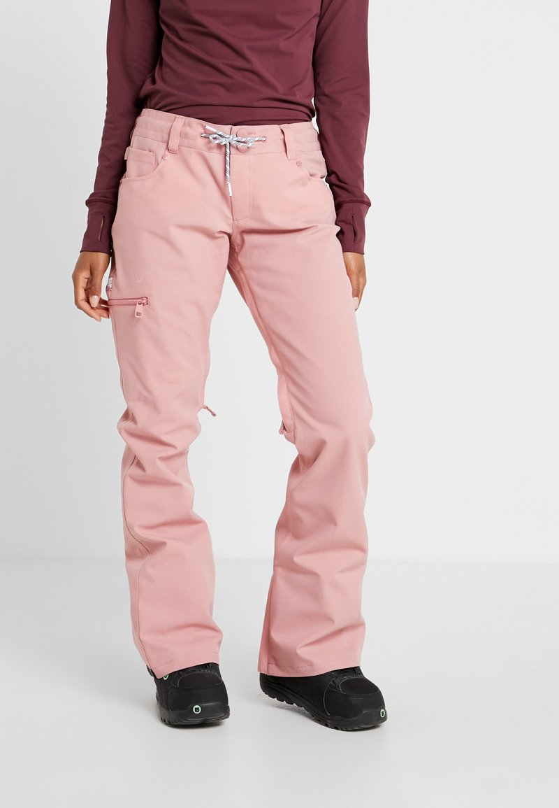 DC Shoes - VIVA - Snow pants - dusty rose