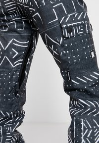 DC Shoes - RECRUIT - Ski- & snowboardbukser - black mud - 4