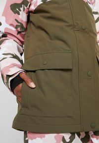 DC Shoes - CRUISER  - Snowboard jacket - dusty rose vintage - 7