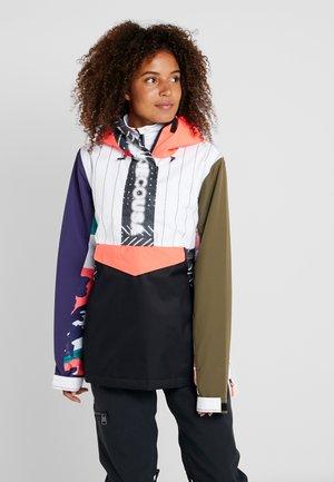 ENVY ANORAK - Snowboard jacket - multicolor