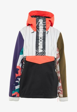 ENVY ANORAK - Snowboard jacket - multicolor