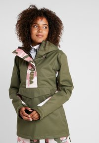 DC Shoes - ENVY ANORAK - Giacca da snowboard - olive night - 0