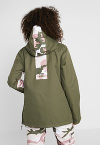 DC Shoes - ENVY ANORAK - Giacca da snowboard - olive night - 2