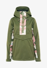 DC Shoes - ENVY ANORAK - Giacca da snowboard - olive night - 5