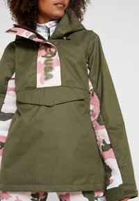 DC Shoes - ENVY ANORAK - Giacca da snowboard - olive night - 4