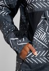 DC Shoes - ENVY ANORAK - Snowboard jacket - black mud