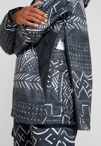 DC Shoes - ENVY ANORAK - Chaqueta de snowboard - black mud - 5