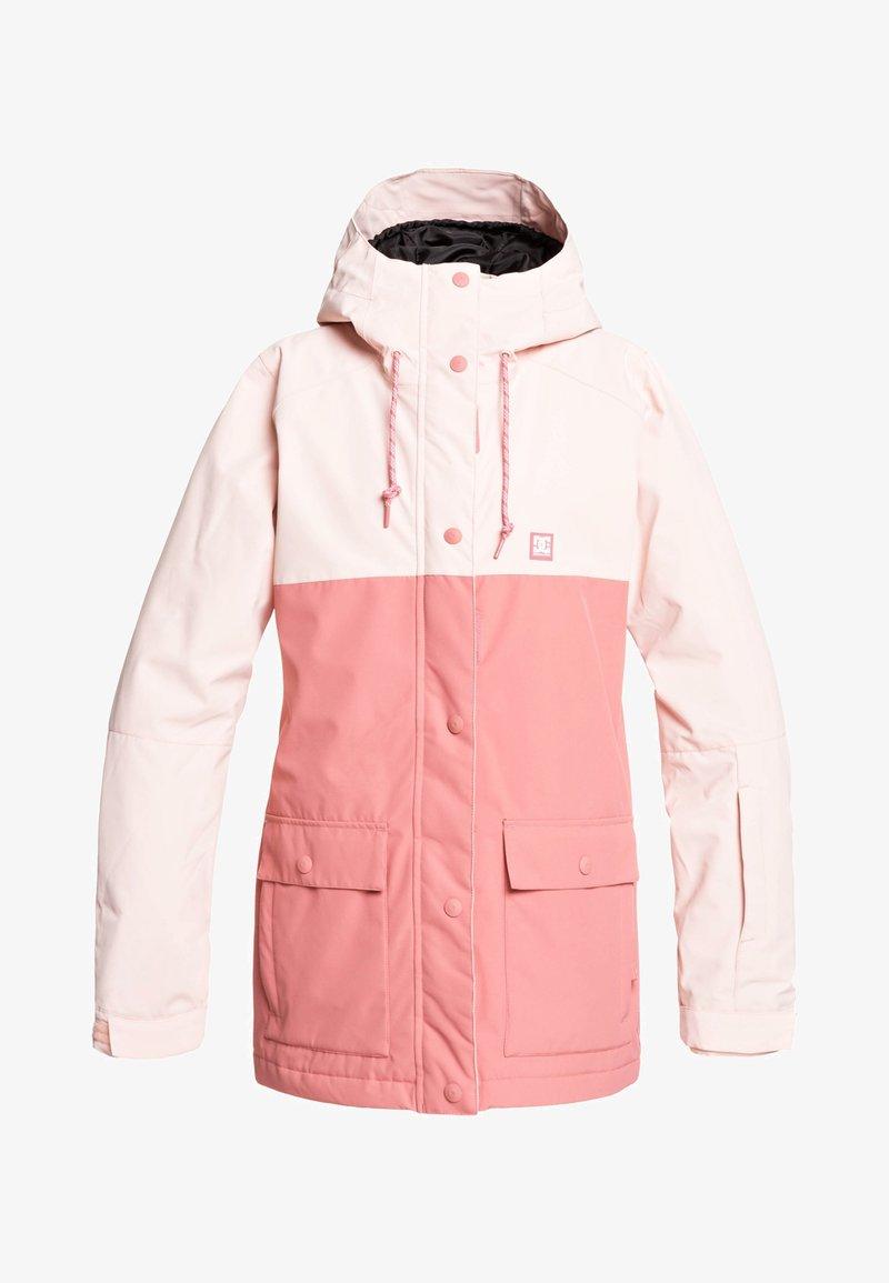 DC Shoes - CRUISER - Snowboard jacket - peach
