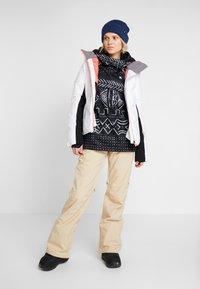 DC Shoes - SALEM - Jersey con capucha - black mud - 1