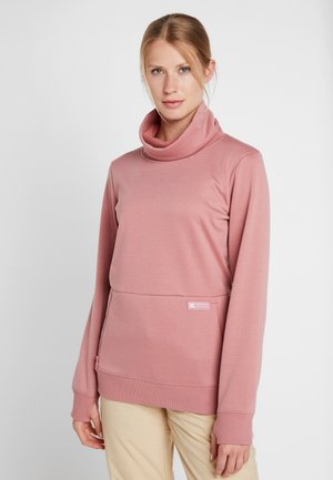 VENEER - Sweater - dusty rose