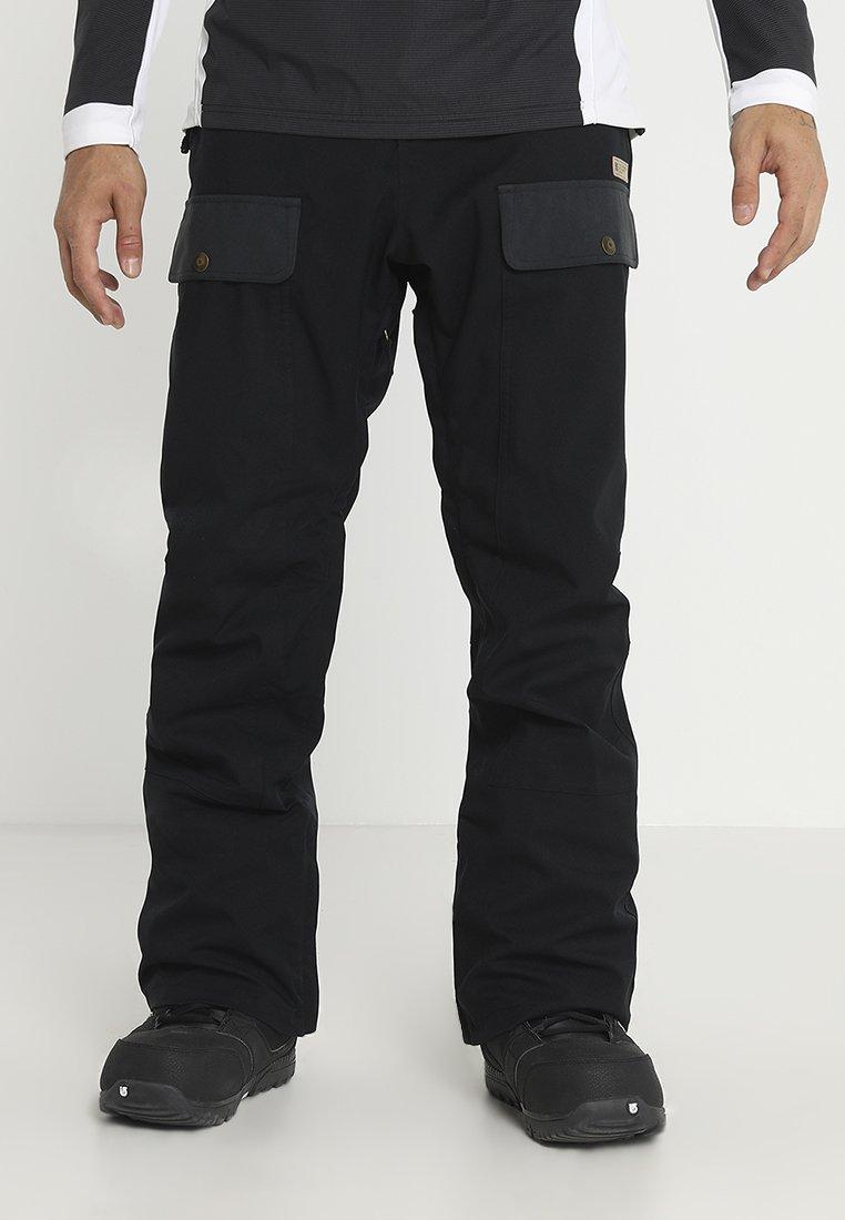 DC Shoes - ASYLUM - Snow pants - black