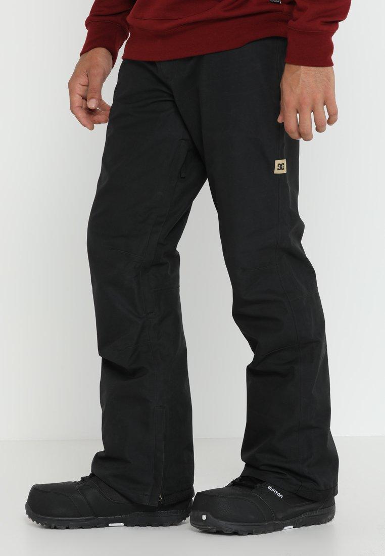 DC Shoes - RELAY - Snow pants - black