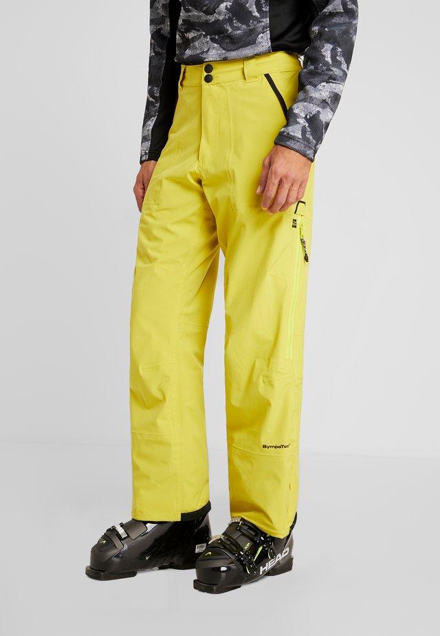 Ski- & snowboardbukser - warm olive