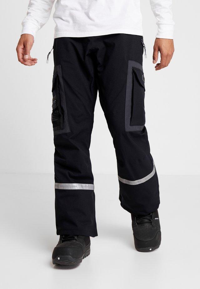 REVIVAL - Pantaloni da neve - black