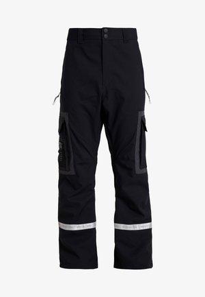 REVIVAL - Spodnie narciarskie - black