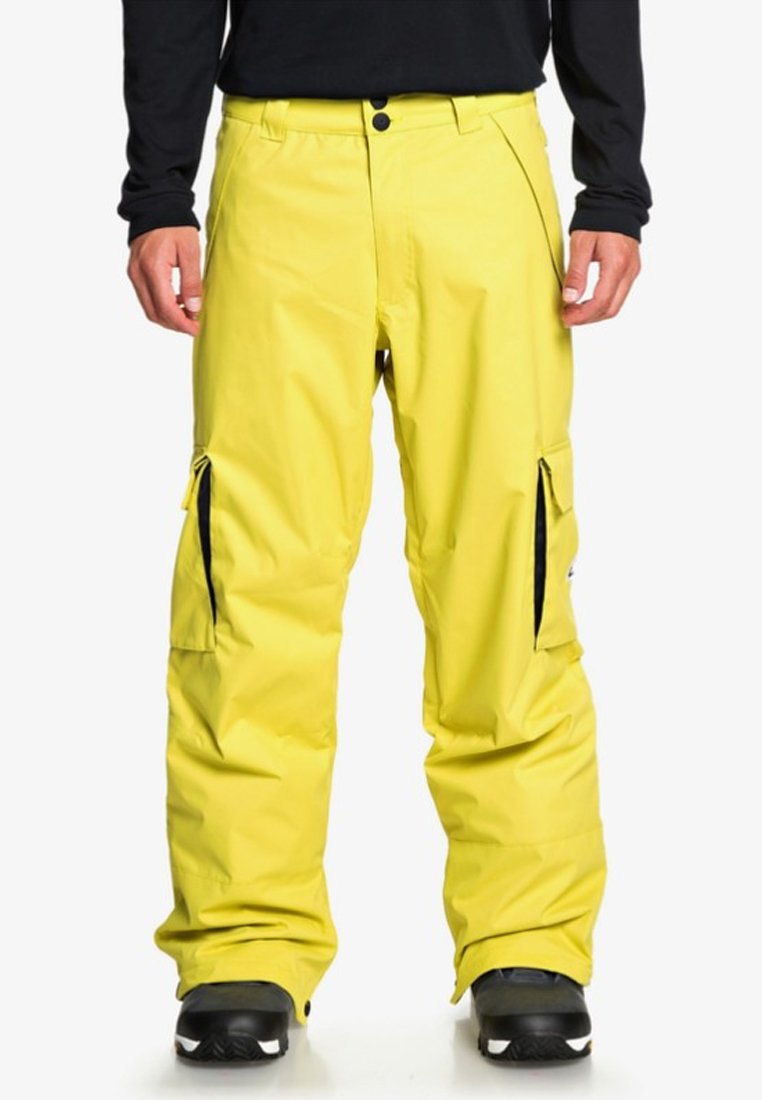 DC Shoes - BANSHEE - Snow pants - warm olive