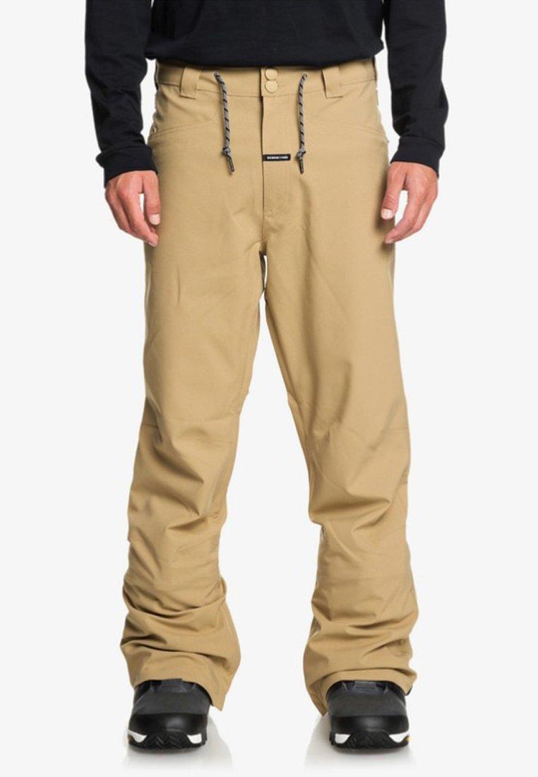 DC Shoes - Skibroek - beige