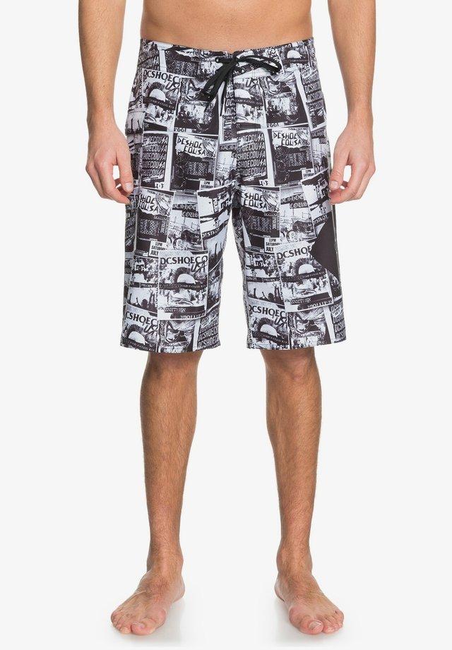 LANAI - Swimming shorts - white