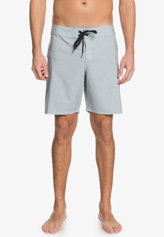 Sports shorts - neutral gray