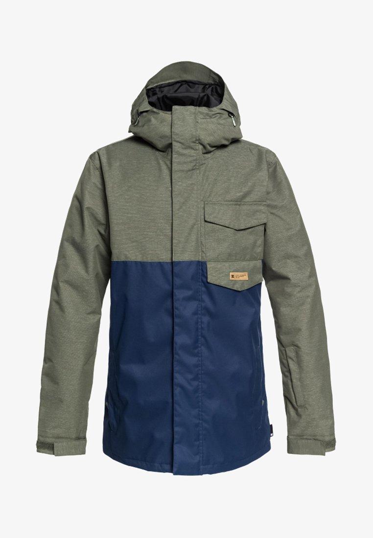 DC Shoes - MERCHANT - Snowboard jacket - beetle