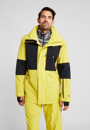 COMMAND - Snowboardjacka - warm olive
