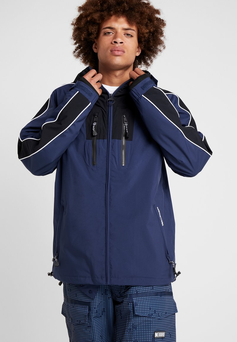 DC Shoes - PALOMAR  - Snowboard jacket - blue