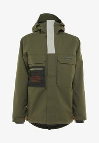 DC Shoes - DEFIANT - Snowboard jacket - olive night - 7