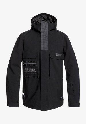 DEFIANT - Snowboard jacket - black