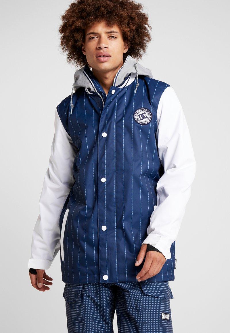 DC Shoes - Snowboard jacket - blue