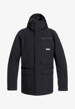 SERVO - Snowboardjas - black