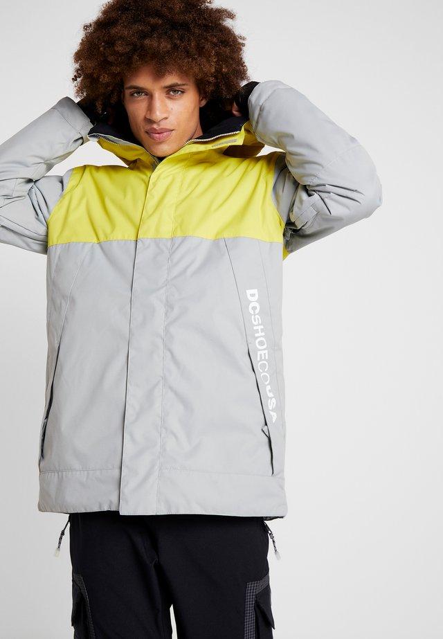DEFY  - Giacca da snowboard - yellow