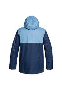 DC Shoes - DEFY  - Snowboard jacket - coronet blue - 1