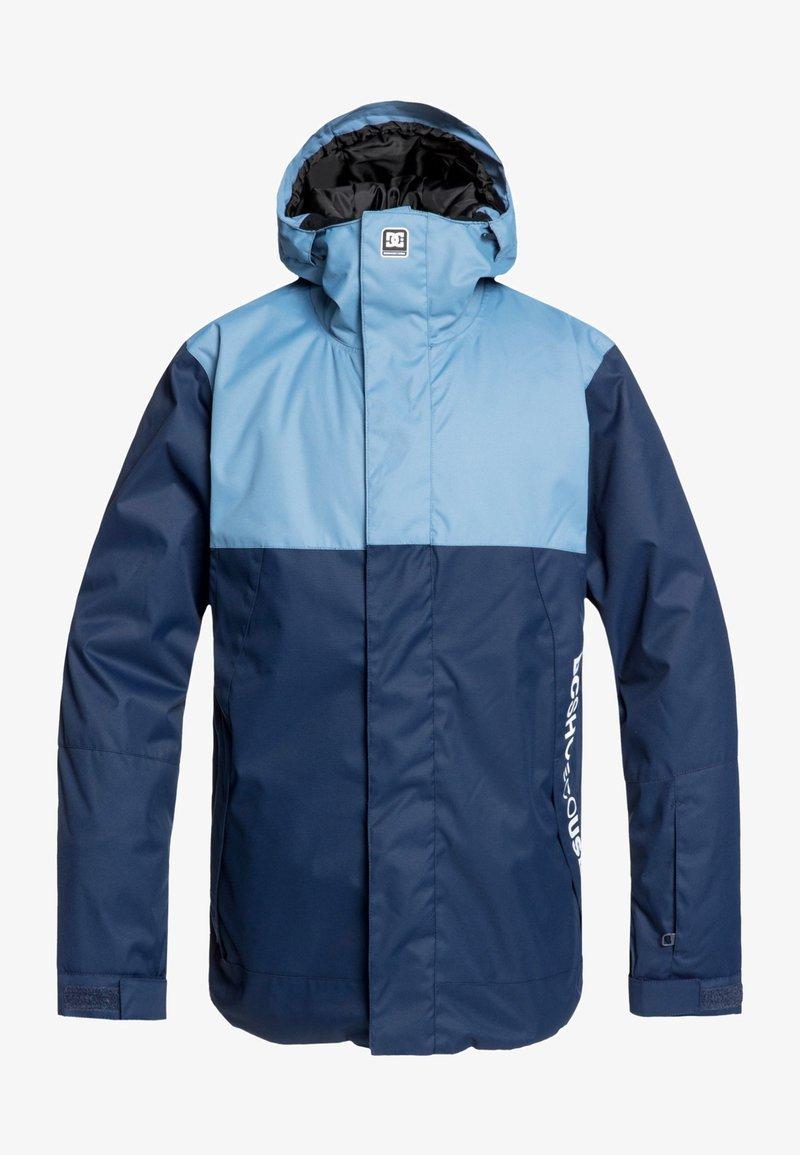 DC Shoes - DEFY  - Snowboard jacket - coronet blue