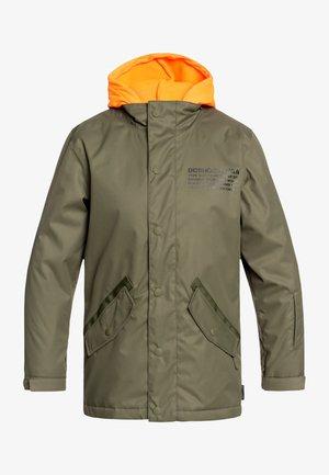 UNION - Snowboard jacket - olive night