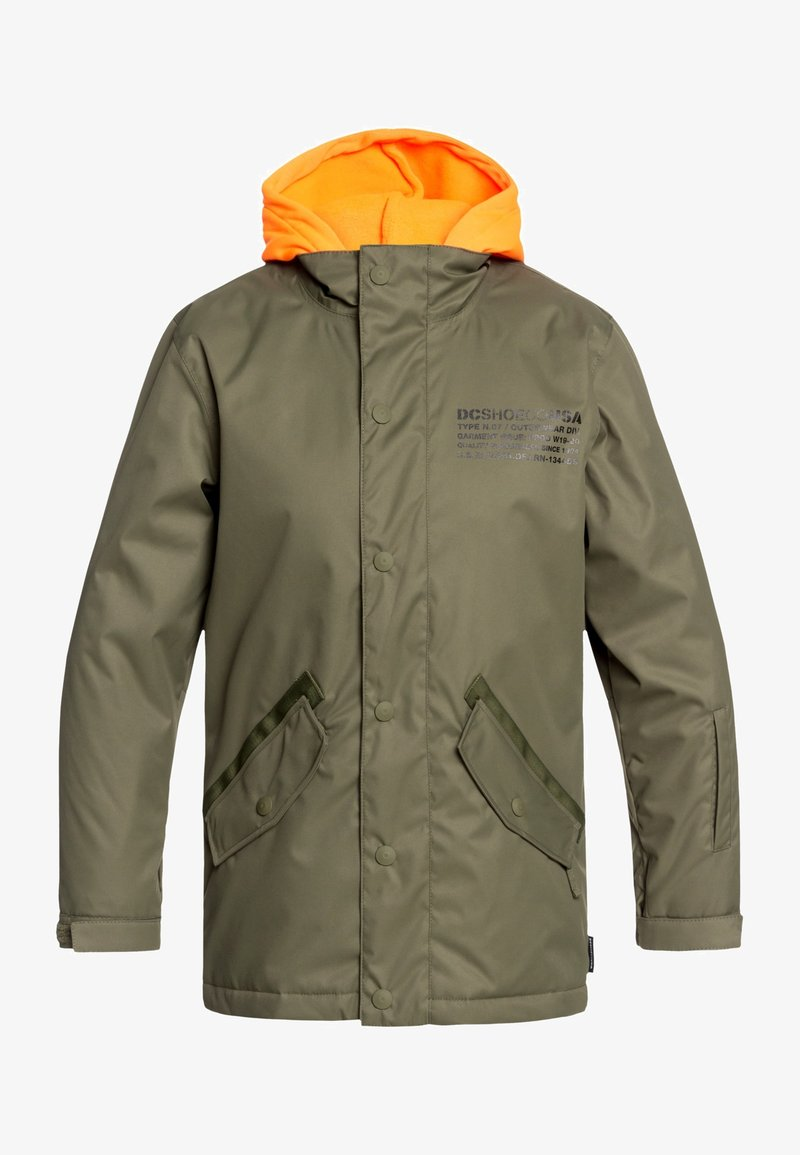 DC Shoes - UNION - Veste de snowboard - olive night