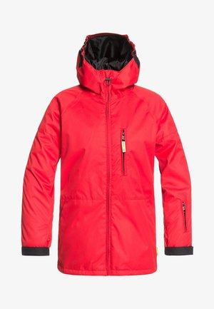 RETROSPECT - Snowboardjas - racing red