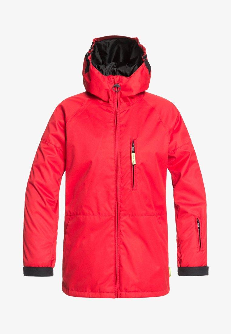 DC Shoes - RETROSPECT - Veste de snowboard - racing red