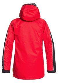 DC Shoes - RETROSPECT - Veste de snowboard - racing red - 1