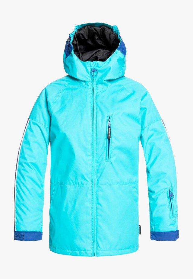 RETROSPECT - Snowboard jacket - scuba blue