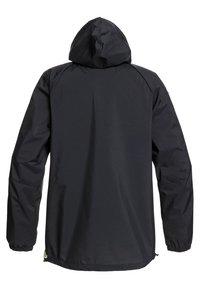 DC Shoes - PODIUM - Snowboard jacket - black - 1