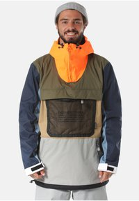 DC Shoes - Veste de snowboard - orange - 0