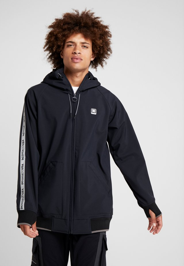 SPECTRUM - Snowboard jacket - black