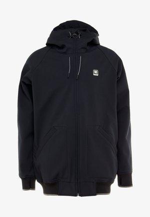 SPECTRUM - Snowboardjacka - black