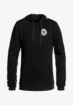 SNOWSTAR - Sweat à capuche - black